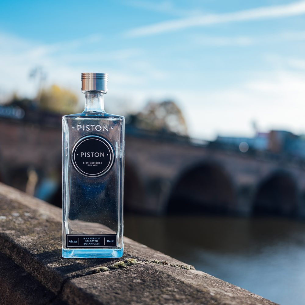 Personalised Engraving | Distinguished London Dry Gin - 13982