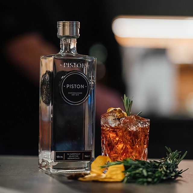 Personalised Engraving | Distinguished London Dry Gin - 16794