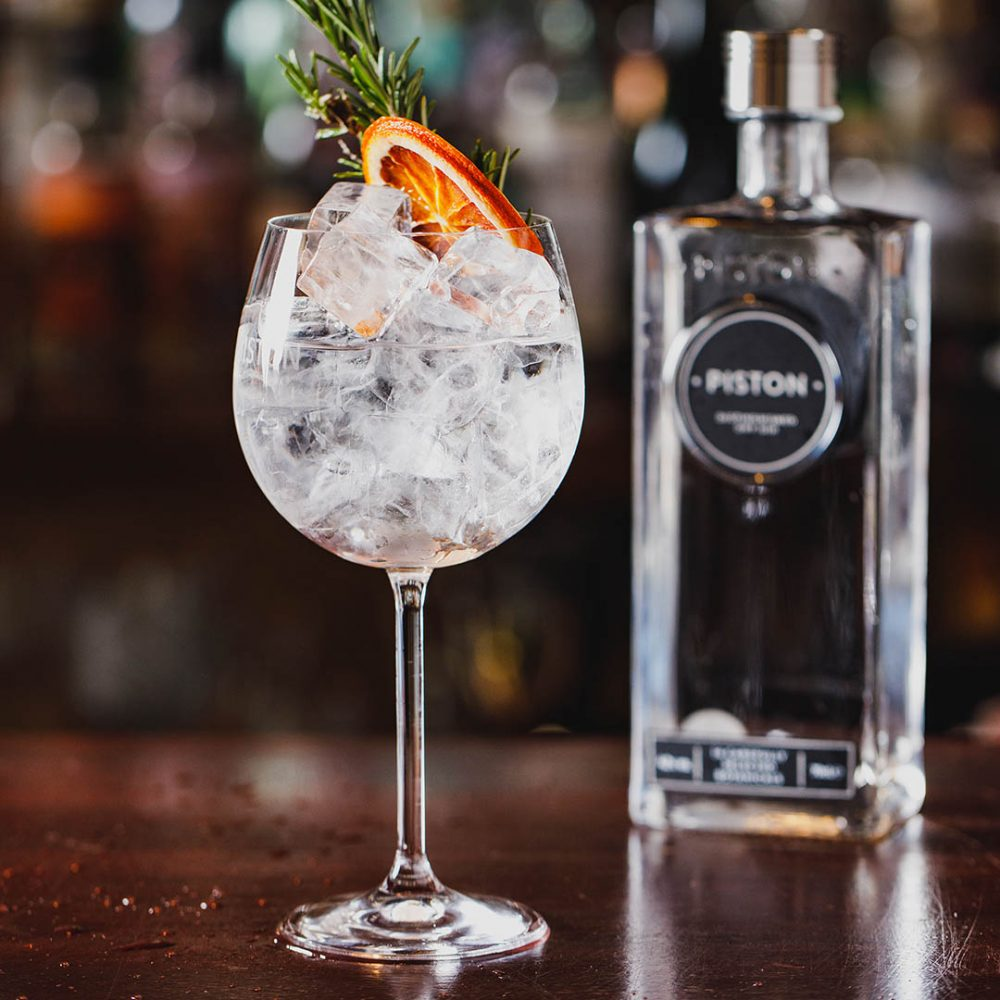 Personalised Engraving | Distinguished London Dry Gin - 17164