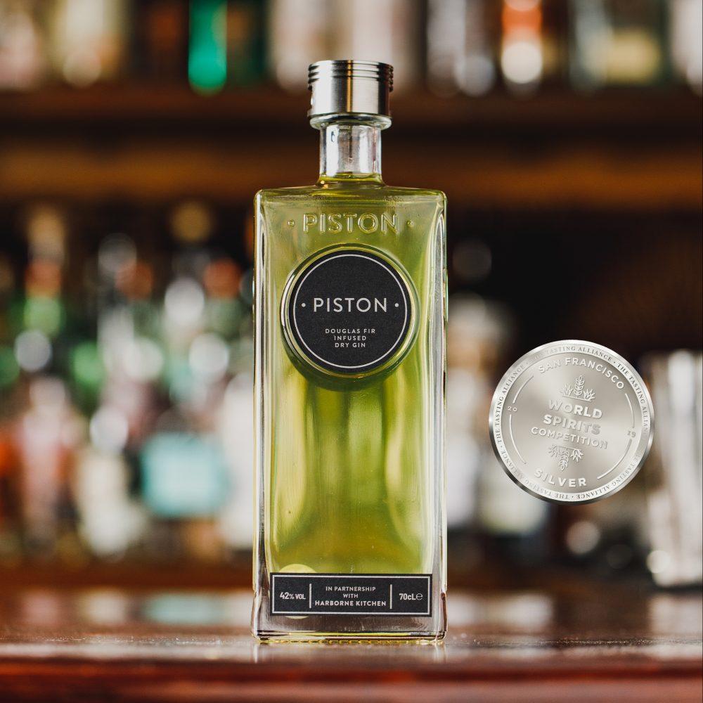Douglas Fir Infused Gin - 17461