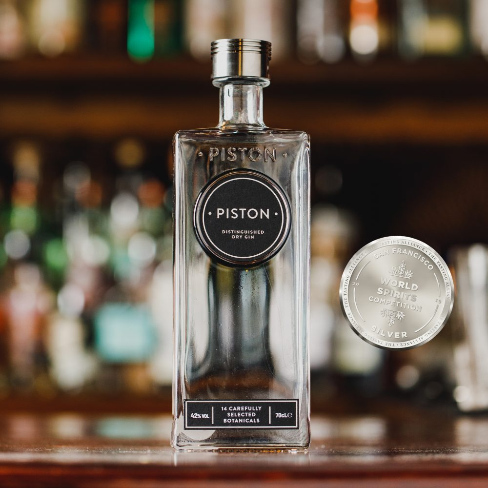 Personalised Engraving | Distinguished London Dry Gin - 17458